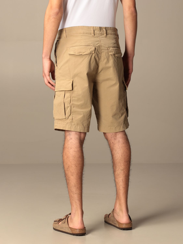 短裤 Brooksfield: 短裤 男士 Brooksfield 米色 2