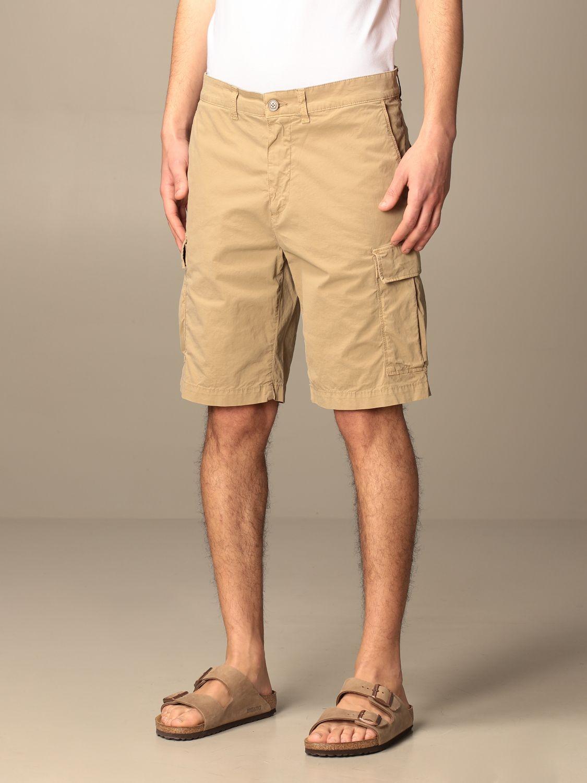 短裤 Brooksfield: 短裤 男士 Brooksfield 米色 3