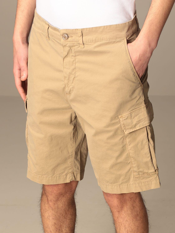 短裤 Brooksfield: 短裤 男士 Brooksfield 米色 4