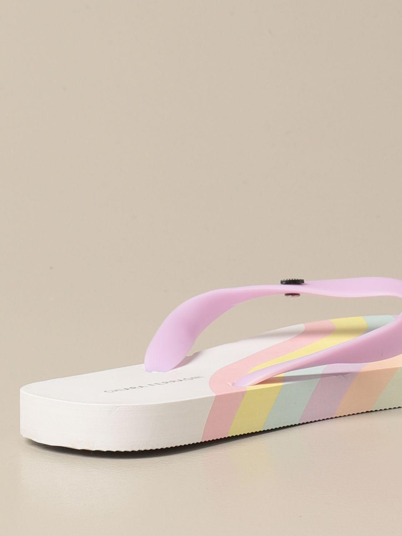 Zapatos Chiara Ferragni: Zapatos niños Chiara Ferragni blanco 3