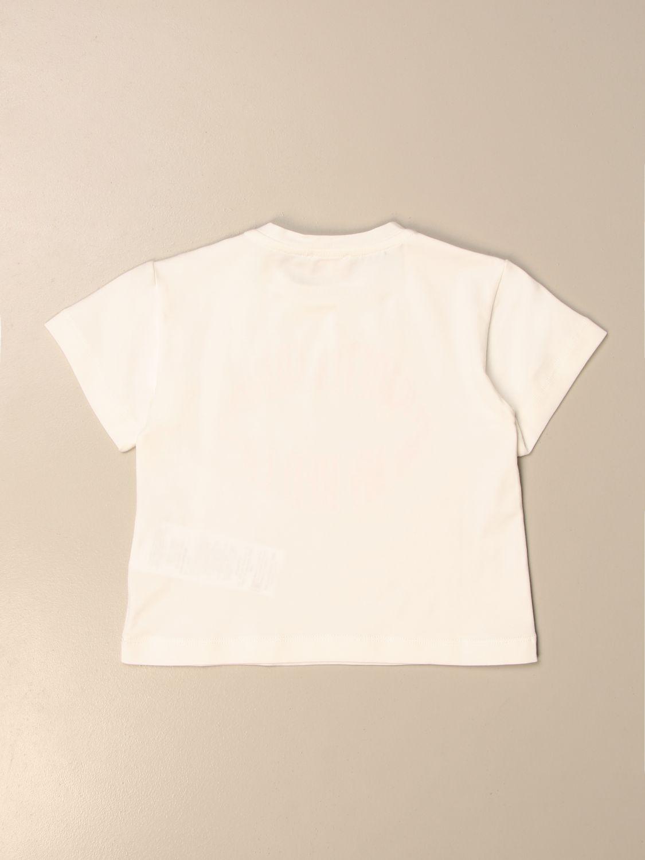 T-shirt Elisabetta Franchi: T-shirt enfant Elisabetta Franchi blanc 2