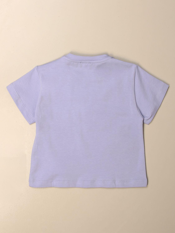 T-shirt Elisabetta Franchi: T-shirt enfant Elisabetta Franchi lilas 2