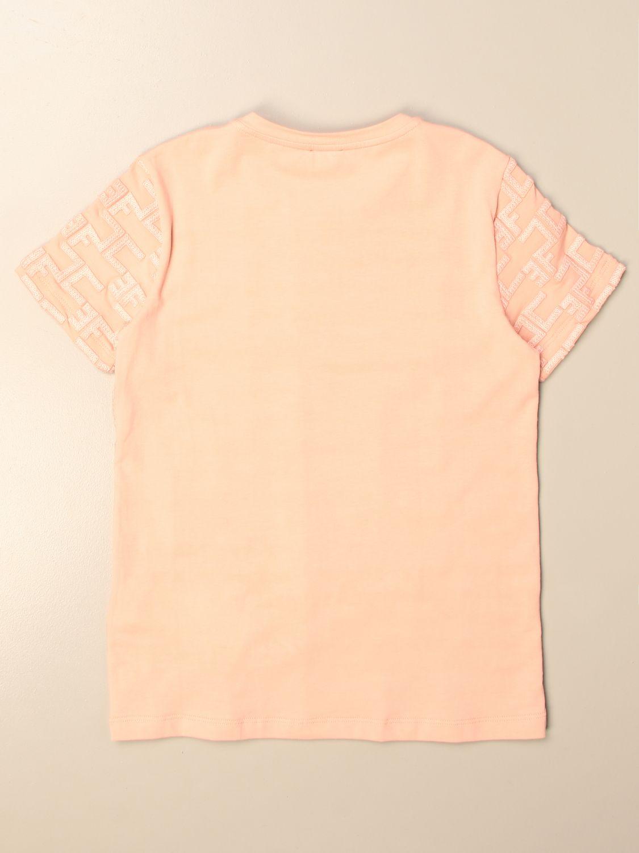 T-shirt Elisabetta Franchi: T-shirt enfant Elisabetta Franchi rose 2