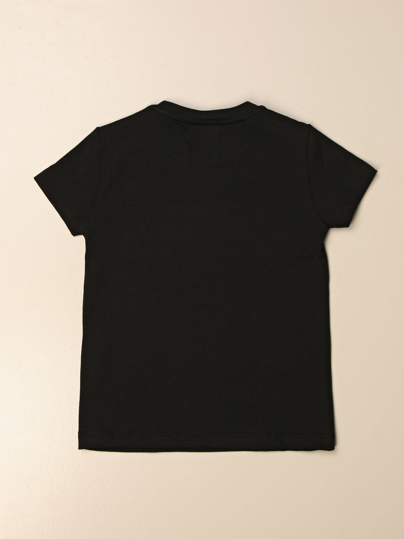 T-shirt Elisabetta Franchi: T-shirt enfant Elisabetta Franchi noir 2