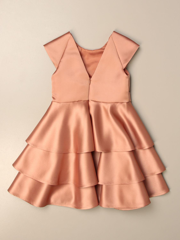 Платье Elisabetta Franchi: Платье Детское Elisabetta Franchi розовый 2