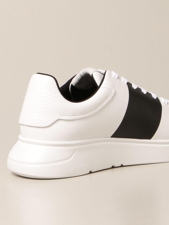 Sneakers Emporio Armani: Schuhe herren Emporio Armani weiß 3