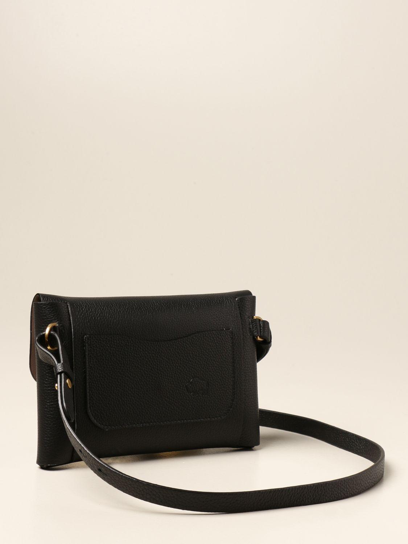 Mini bag Il Bisonte: Shoulder bag women Il Bisonte black 2