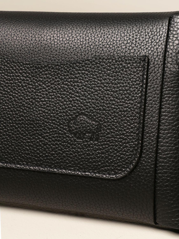 Mini bag Il Bisonte: Shoulder bag women Il Bisonte black 3