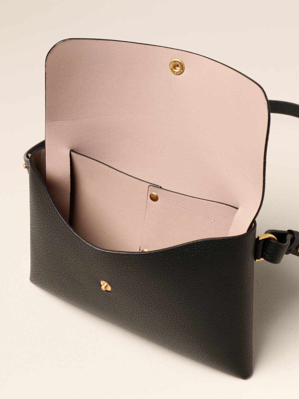Mini bag Il Bisonte: Shoulder bag women Il Bisonte black 4