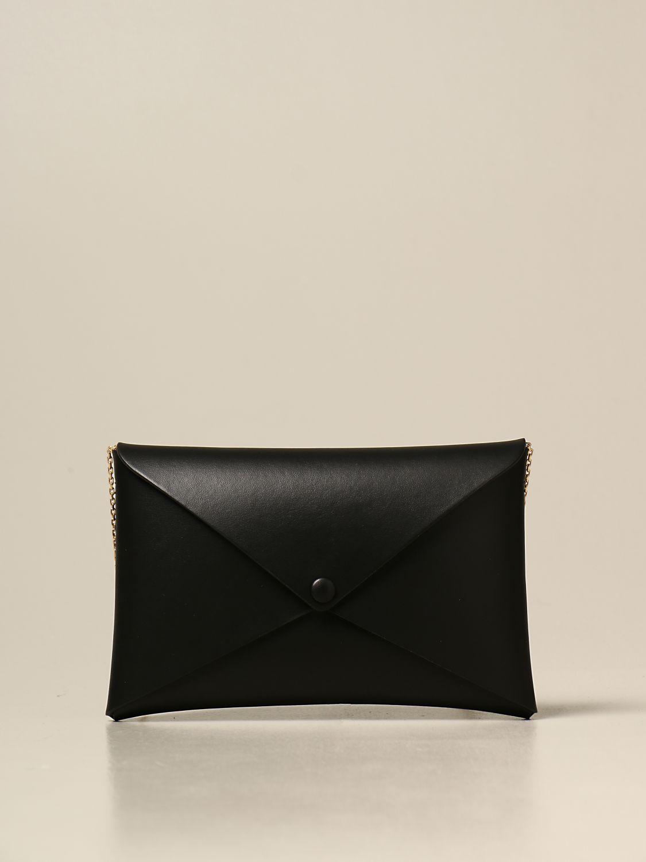 Shoulder bag Il Bisonte: Shoulder bag women Il Bisonte black 1
