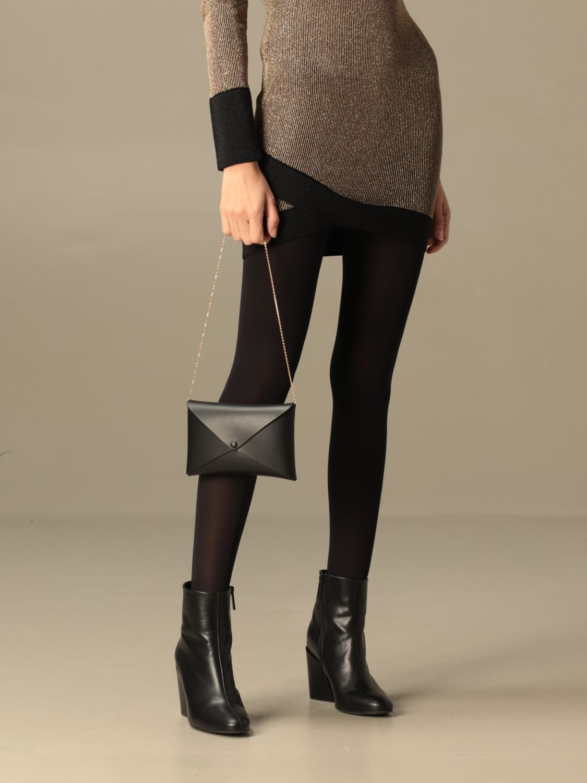 Shoulder bag Il Bisonte: Shoulder bag women Il Bisonte black 2