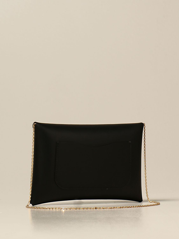 Shoulder bag Il Bisonte: Shoulder bag women Il Bisonte black 3