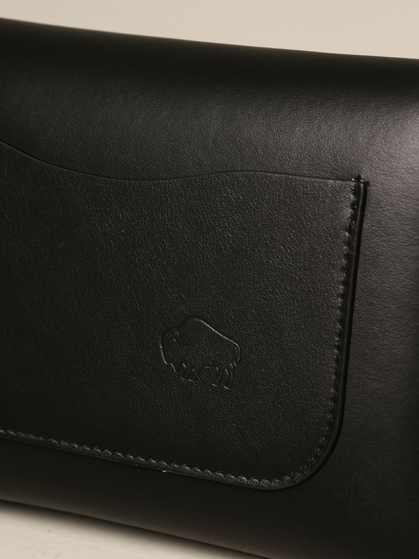 Shoulder bag Il Bisonte: Shoulder bag women Il Bisonte black 4