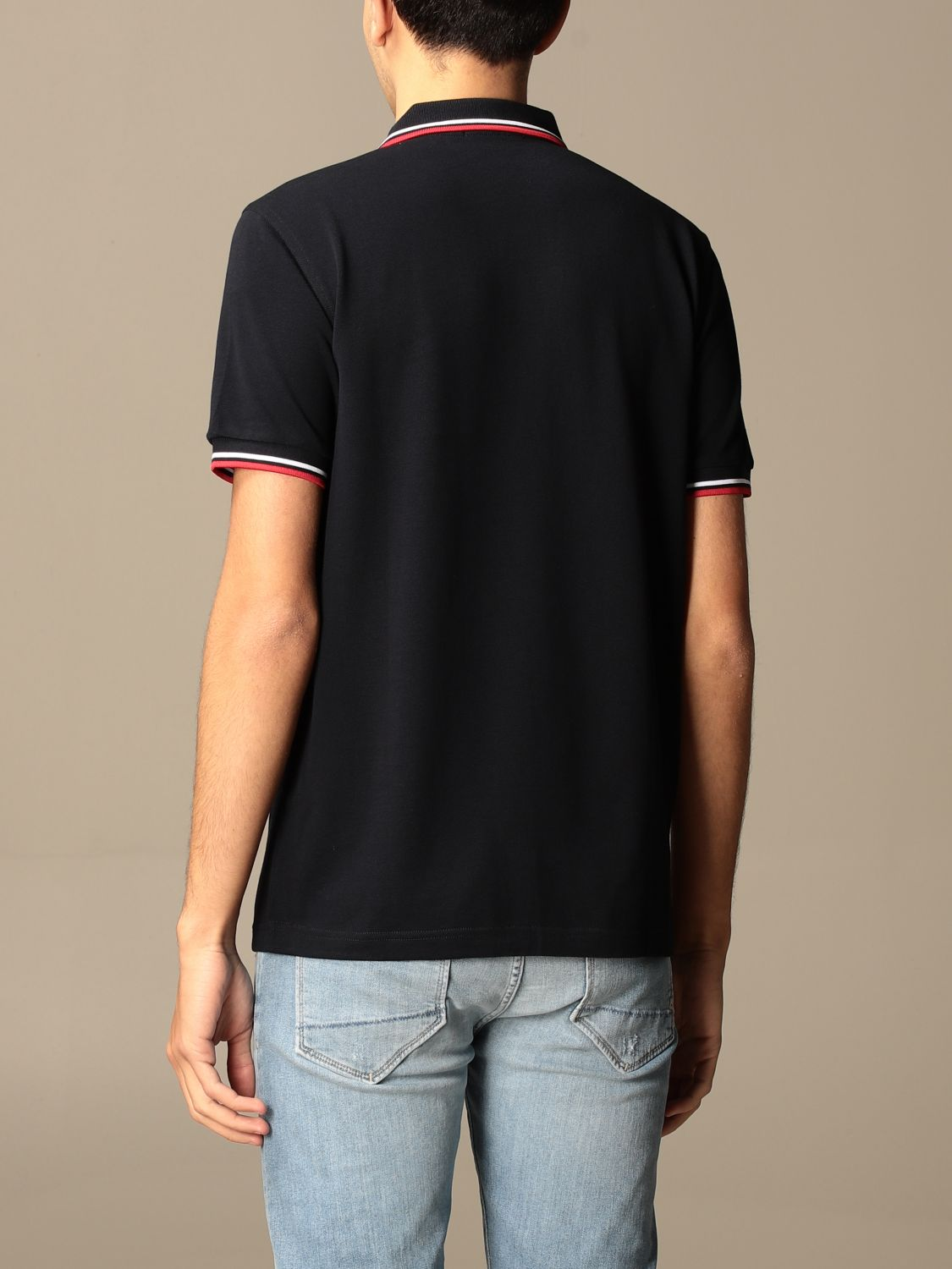 Polo shirt Fred Perry: Polo shirt men Fred Perry blue 2