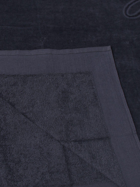 Beach towel baby Fay: Fay terry beach towel with big logo blue 3