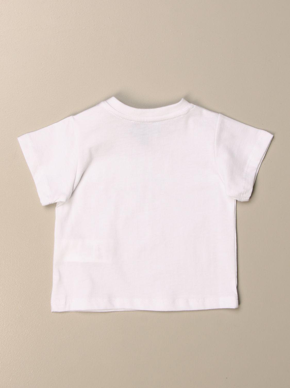 T-shirt Fay: Fay cotton t-shirt with logo white 2