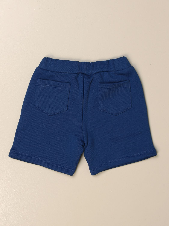 Pantaloncini Fay: Bermuda jogging Fay con logo blue 2