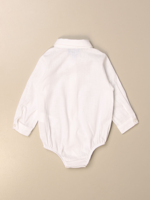 Body Fay: Chemise enfant Fay blanc 2
