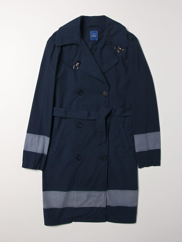 Coat Fay: Jacket kids Fay blue 1