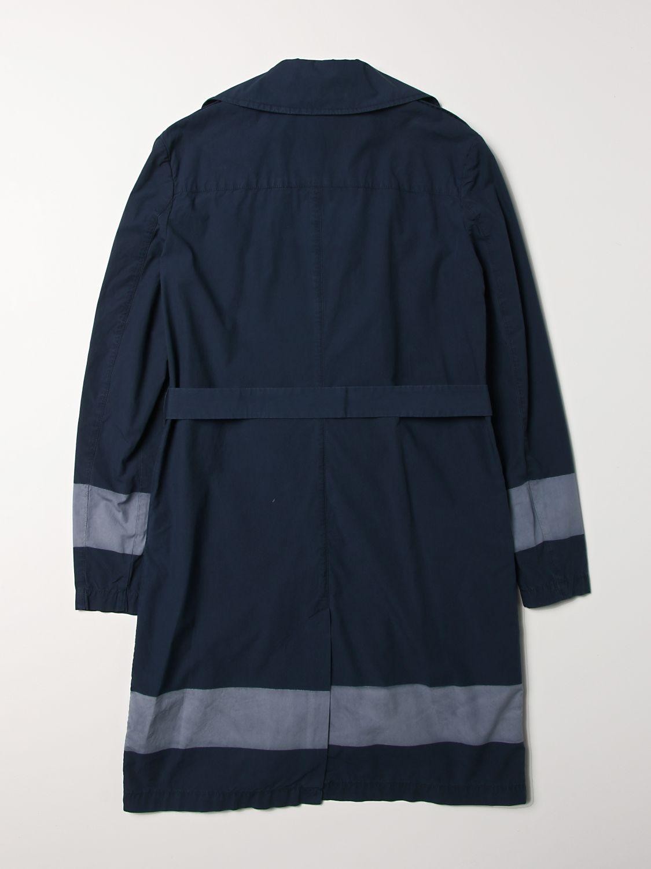 Coat Fay: Jacket kids Fay blue 2