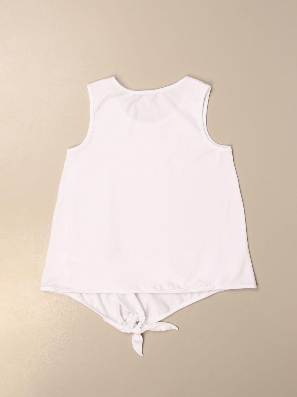 上衣 Givenchy: T恤 儿童 Givenchy 白色 2