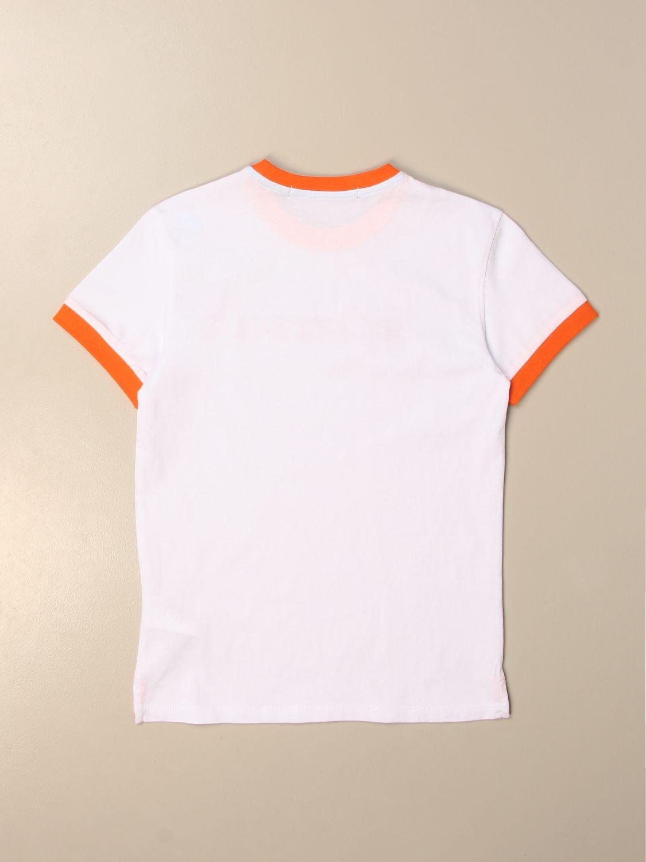 T-shirt Jeckerson: T-shirt kids Jeckerson white 2