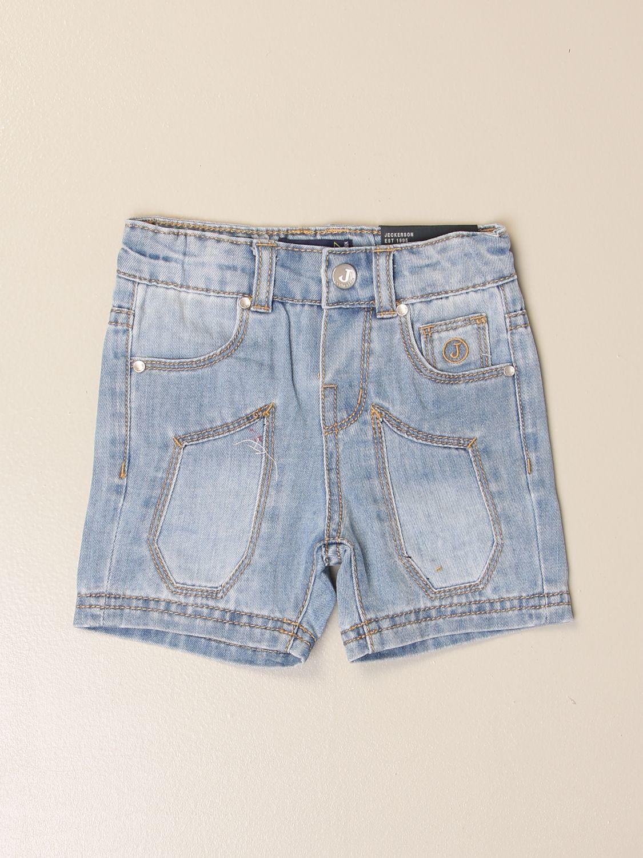 Shorts Jeckerson: Shorts kids Jeckerson stone washed 1