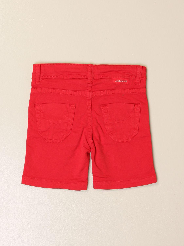 Shorts Jeckerson: Shorts kids Jeckerson red 2