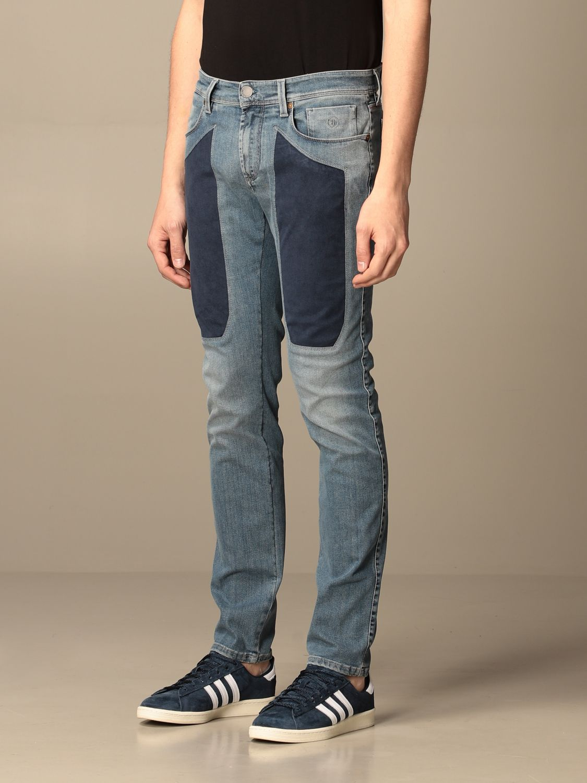 Jeans Jeckerson: Jeans men Jeckerson blue 3