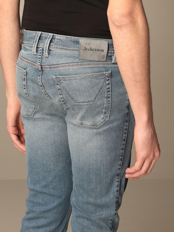 Jeans Jeckerson: Jeans men Jeckerson blue 4