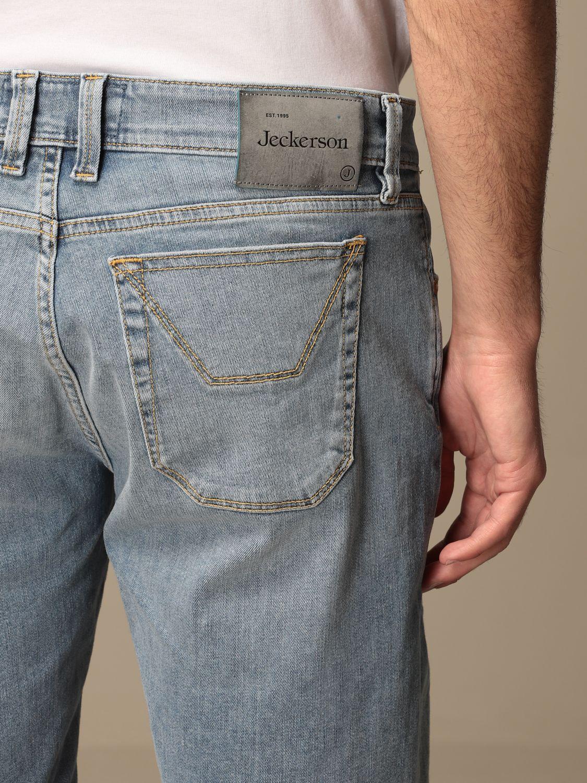 Short Jeckerson: Short men Jeckerson stone washed 4