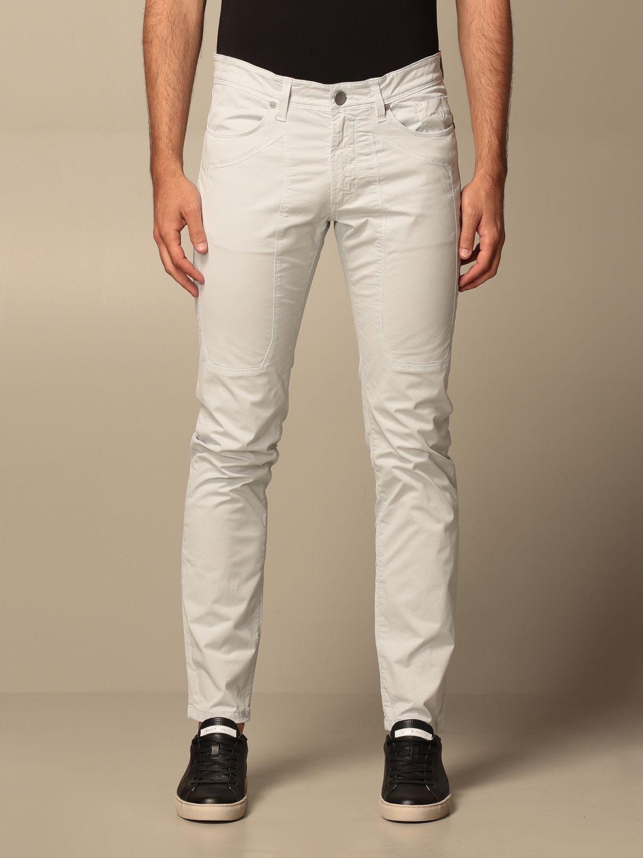 Pantalon Jeckerson: Pantalon homme Jeckerson gris 1