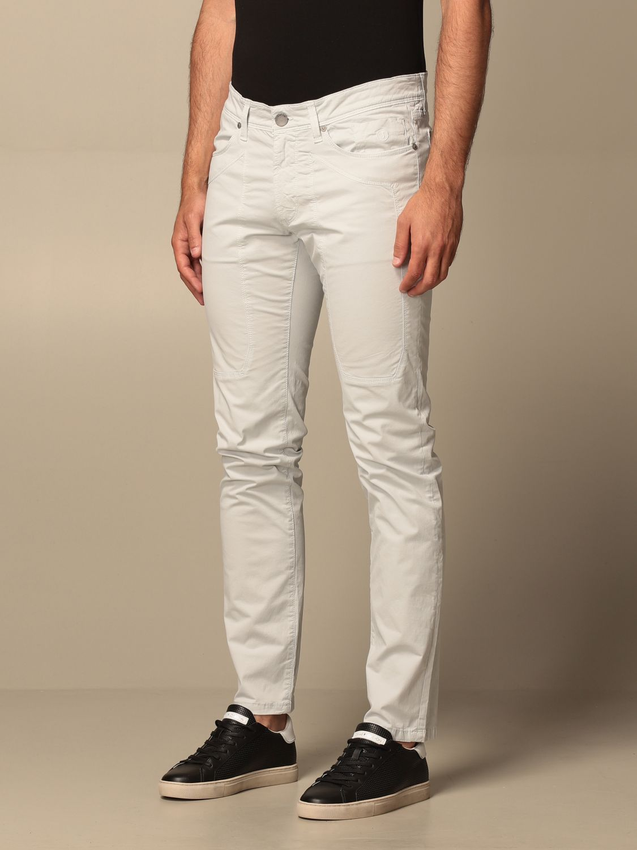 Pantalon Jeckerson: Pantalon homme Jeckerson gris 3