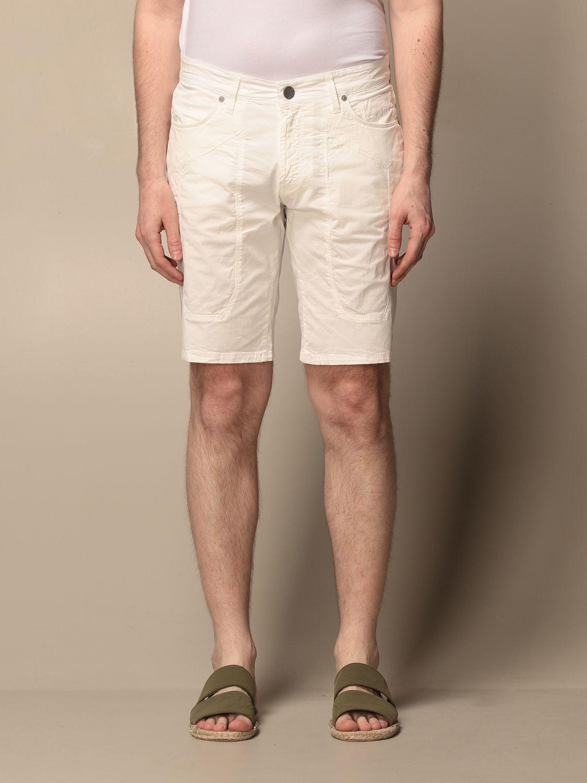 Short Jeckerson: Short men Jeckerson white 1