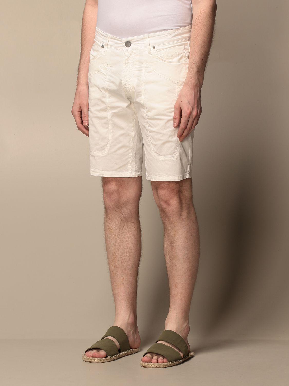 Short Jeckerson: Short men Jeckerson white 3
