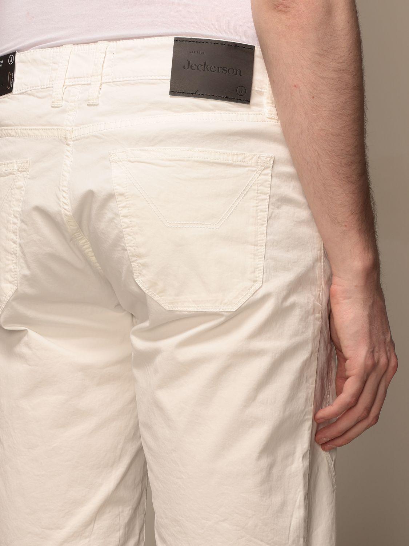 Short Jeckerson: Short men Jeckerson white 4