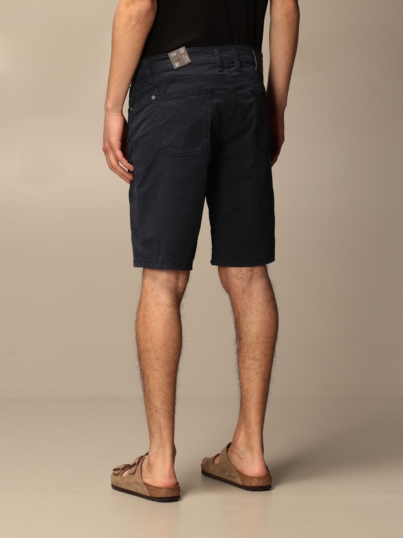 Short Jeckerson: Short men Jeckerson blue 2