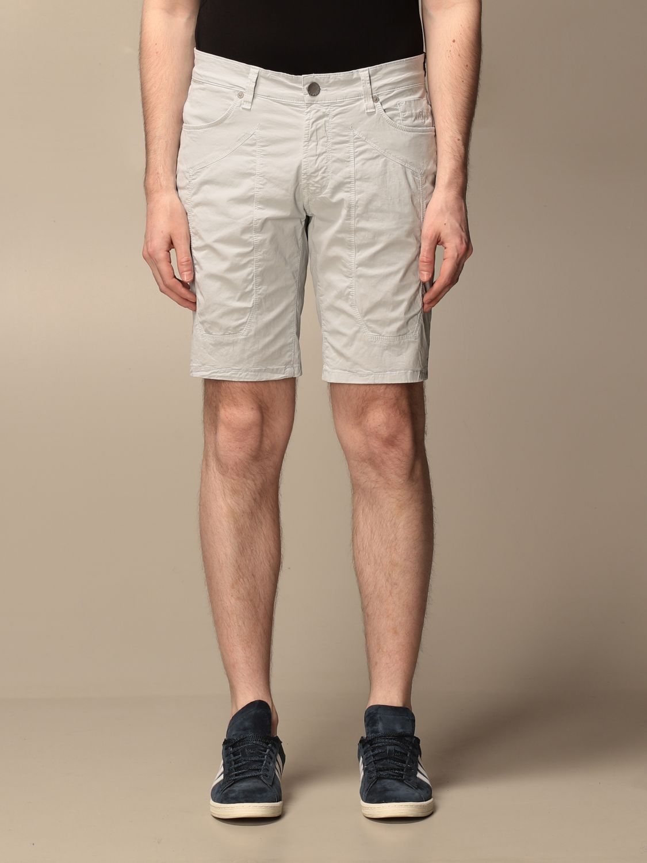 Short Jeckerson: Short men Jeckerson grey 1