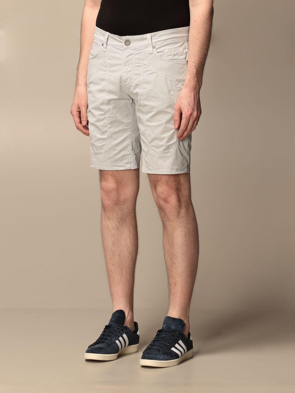 Short Jeckerson: Short men Jeckerson grey 3
