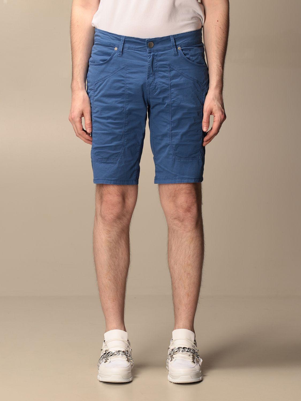 Short Jeckerson: Short men Jeckerson royal blue 1