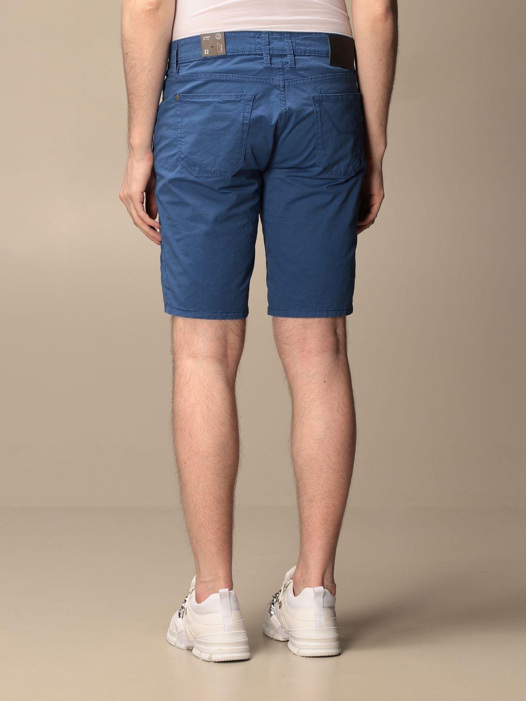 Short Jeckerson: Short men Jeckerson royal blue 2