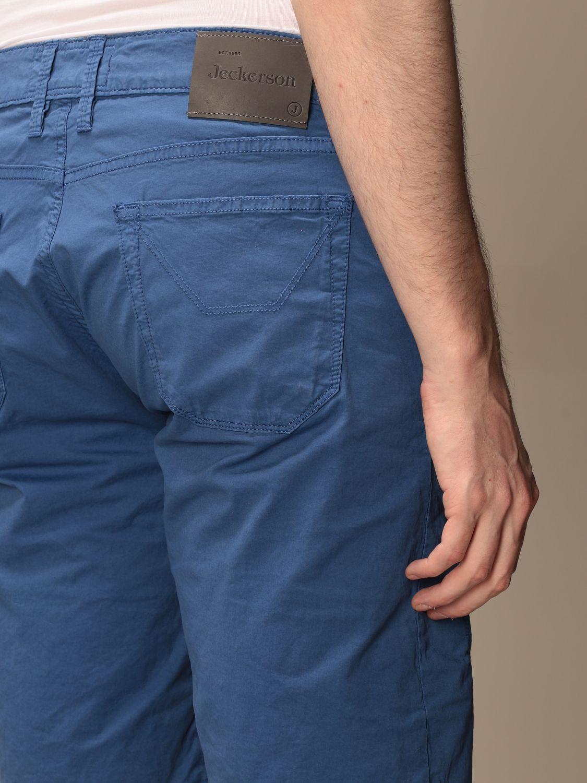 Short Jeckerson: Short men Jeckerson royal blue 4