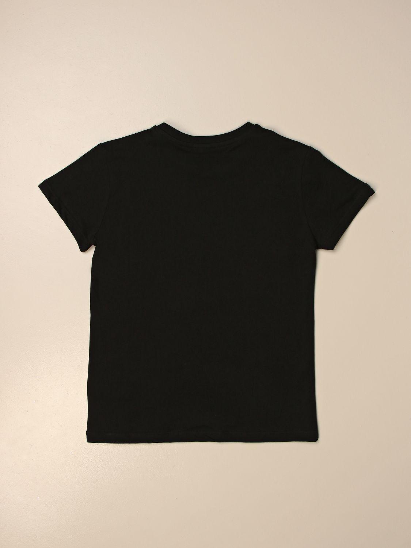 Camisetas Msgm Kids: Camisetas niños Msgm Kids negro 2