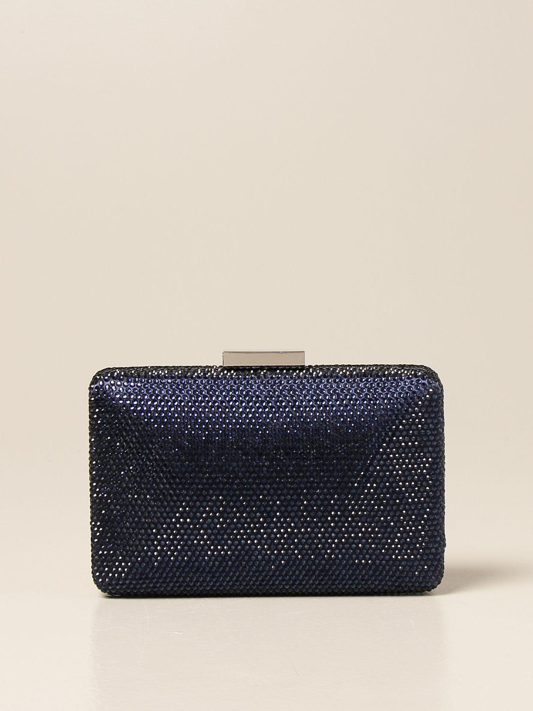 Clutch Twenty Fourhaitch: Shoulder bag women Twenty Fourhaitch blue 1