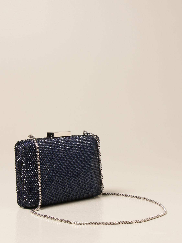 Clutch Twenty Fourhaitch: Shoulder bag women Twenty Fourhaitch blue 2