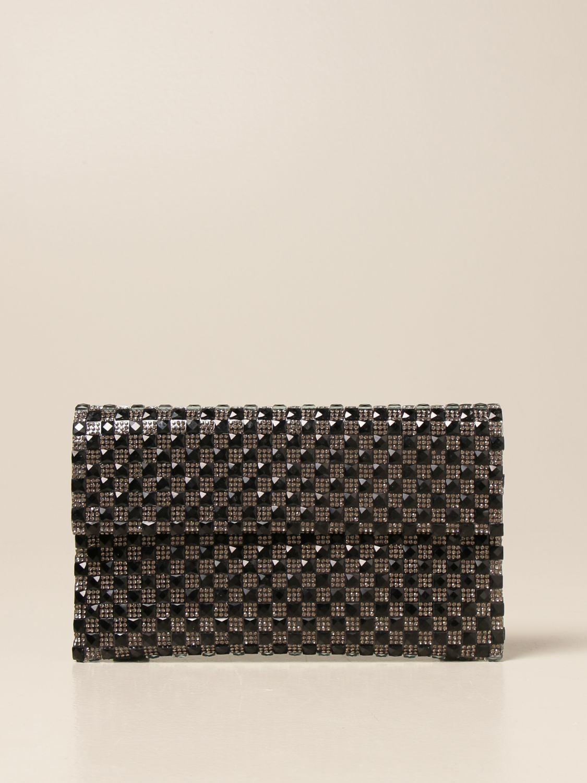 Crossbody bags Twenty Fourhaitch: Shoulder bag women Twenty Fourhaitch black 1