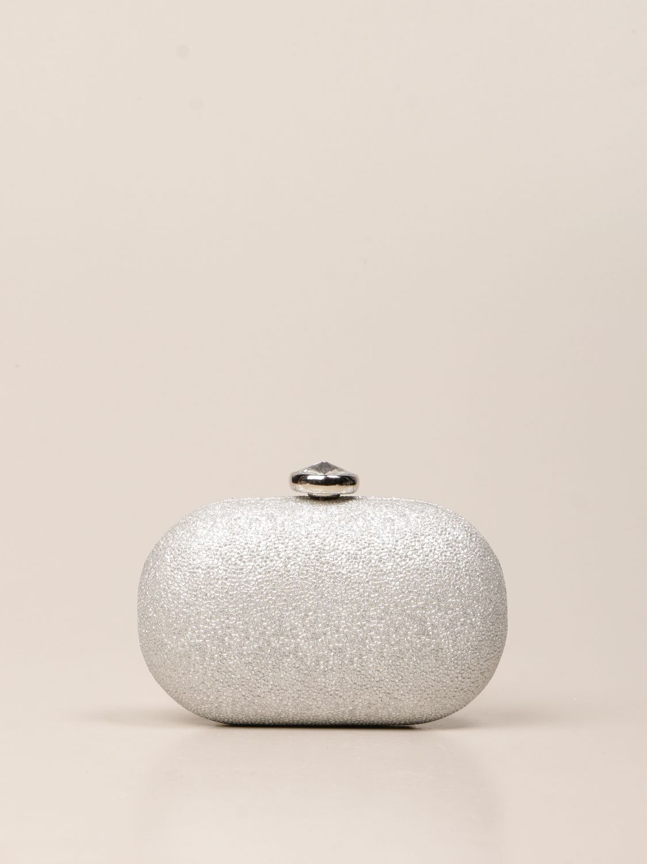Clutch Twenty Fourhaitch: Shoulder bag women Twenty Fourhaitch silver 1