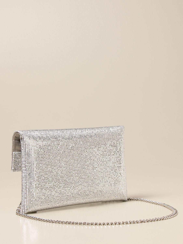 Crossbody bags Twenty Fourhaitch: Shoulder bag women Twenty Fourhaitch silver 2