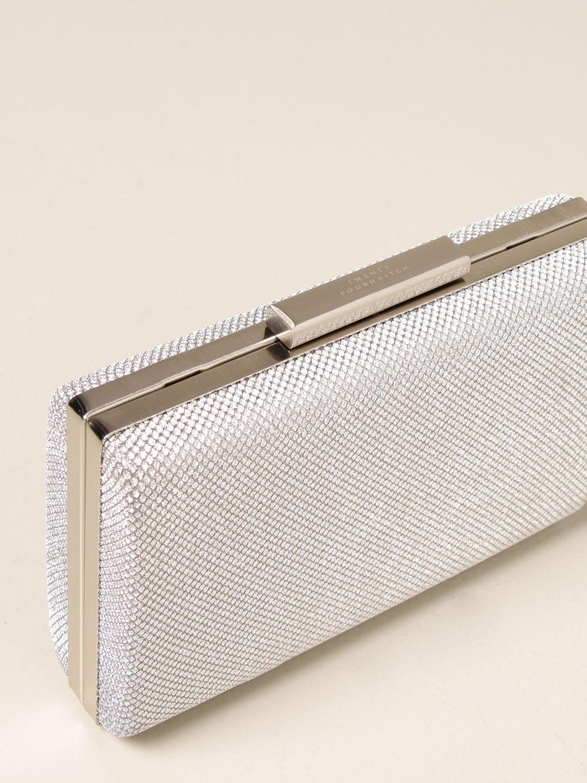 Clutch Twenty Fourhaitch: Shoulder bag women Twenty Fourhaitch silver 3