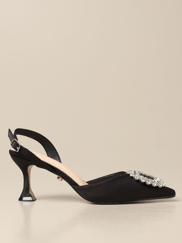 High heel shoes Twenty Fourhaitch: Shoes women Twenty Fourhaitch black 1